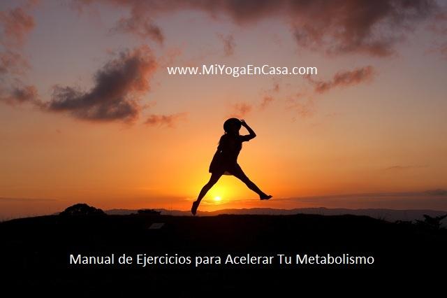Ejercicios para Perder Barriga Acelerando Tu Metabolismo