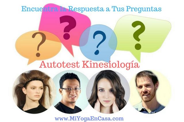 Autotest Kinesiología: Descubre Los Mejores Productos Naturales Para Ti