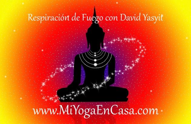 Yoga En Casa con La Respiración de Fuego Paso a Paso