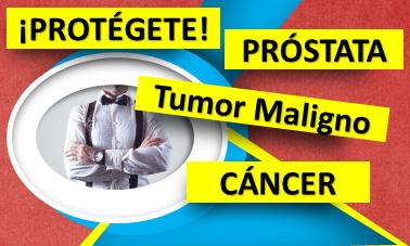 próstata tumor malignocáncer